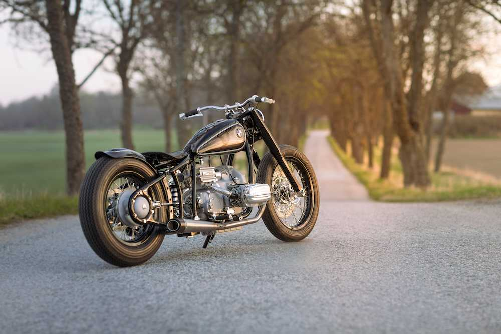 the bmw r5 hommage - the rider's digest live