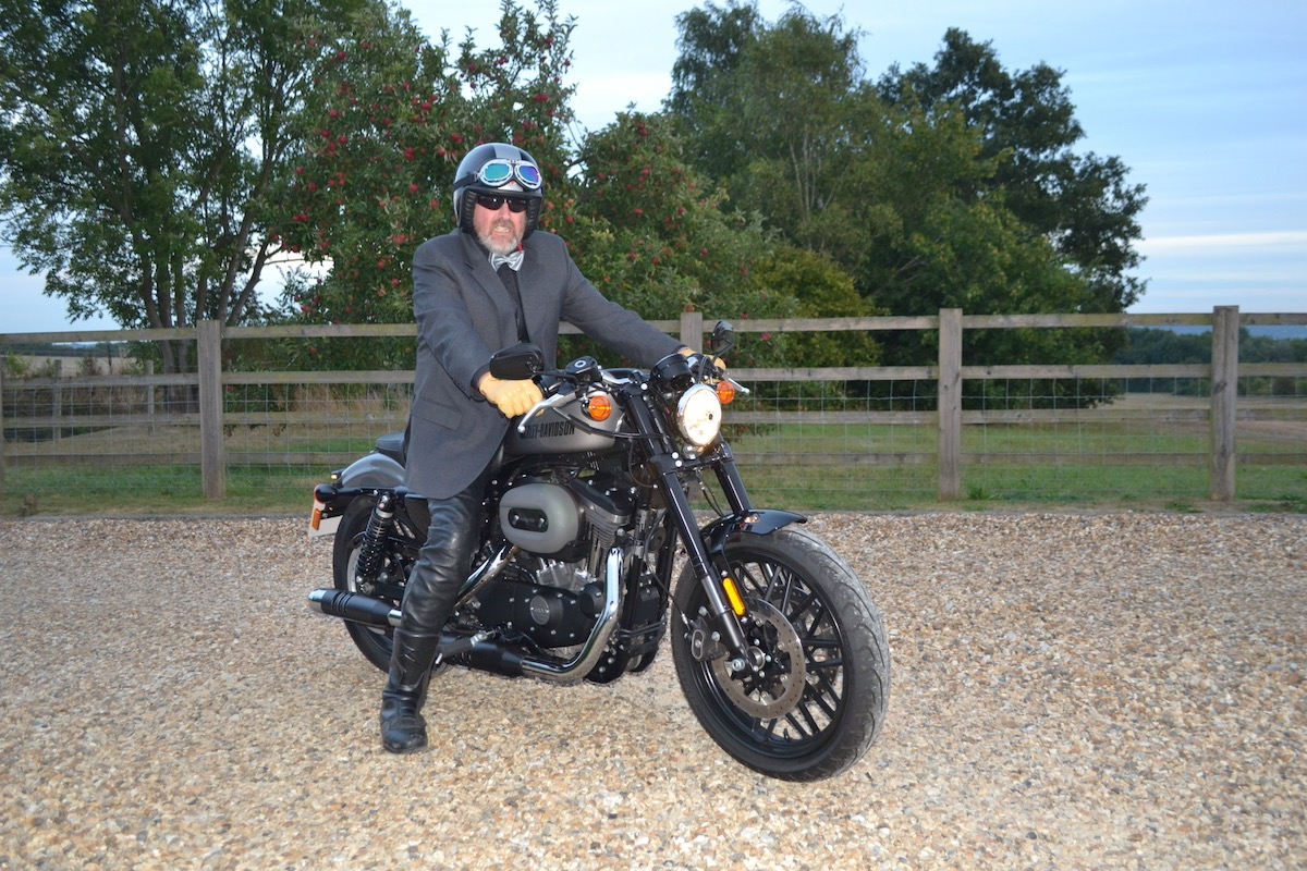 A Sportier Sportster - The Rider's Digest Live