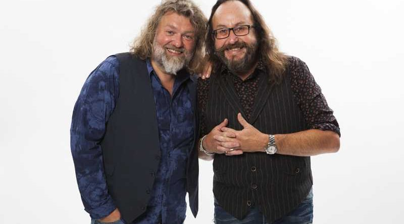 Riders' Lives ~ 'Hairy Biker' Dave Myers