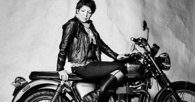 Riders' Lives ~ Ginger Damon
