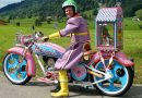 Riders' Lives ~ Grayson Perry