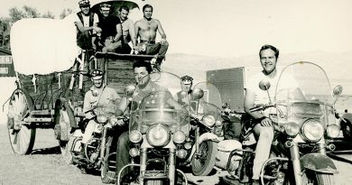 Longing and Belonging:  Toward a Cultural History of Gay Motorcycle Clubs in the US